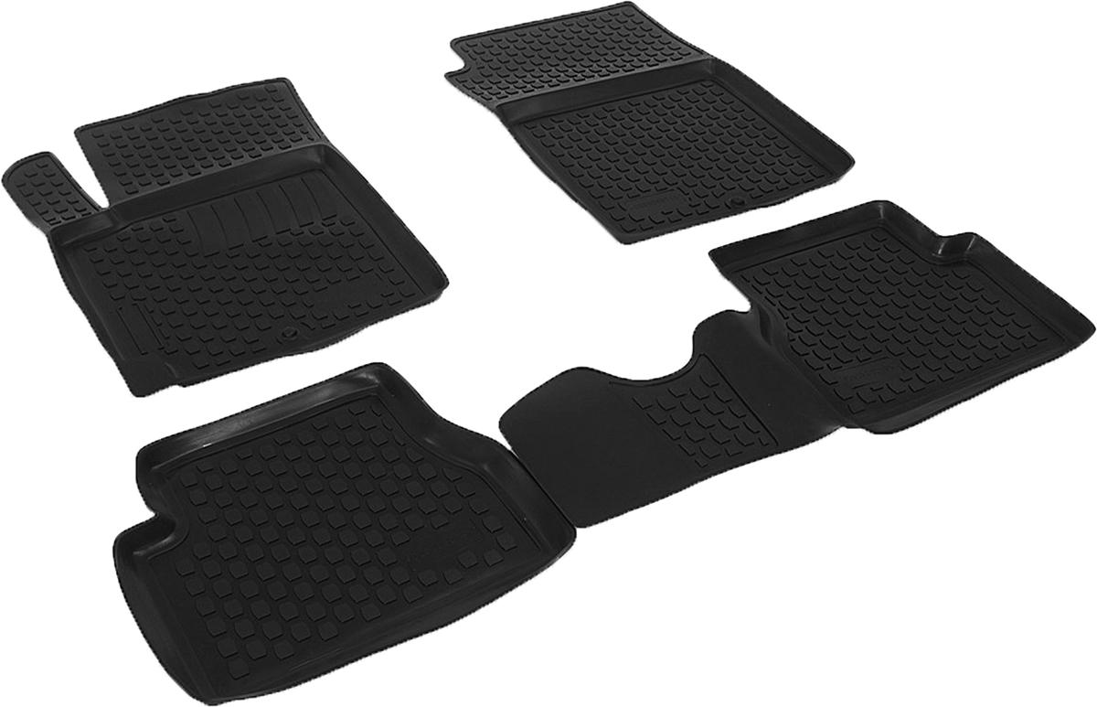 Коврики в салон Kia Picanto (04-) полиуретан0203060101Коврики производятся индивидуально для каждой модели автомобиля из современного и экологически чистого материала, точно повторяют геометрию пола автомобиля, имеют высокий борт от 3 см до 4 см., обладают повышенной износоустойчивостью, антискользящими свойствами, лишены резкого запаха, сохраняют свои потребительские свойства в широком диапазоне температур (-50 +80 С)