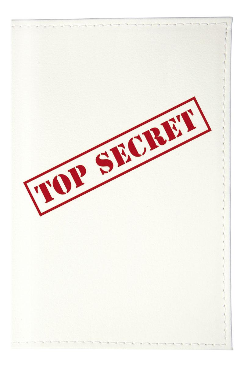 Обложка для автодокументов Mitya Veselkov Top Secret, цвет: белый. AUTOZAM113AUTOZAM113Стильная обложка для автодокументов Mitya Veselkov Top Secret не только поможет сохранить внешний вид ваших документов и защитить их от повреждений, но и станет стильным аксессуаром, идеально подходящим вашему образу. Она выполнена из ПВХ, внутри имеет съемный вкладыш, состоящий из шести файлов для документов, один из которых формата А5. Такая обложка поможет вам подчеркнуть свою индивидуальность и неповторимость! Обложка для автодокументов стильного дизайна может быть достойным и оригинальным подарком.