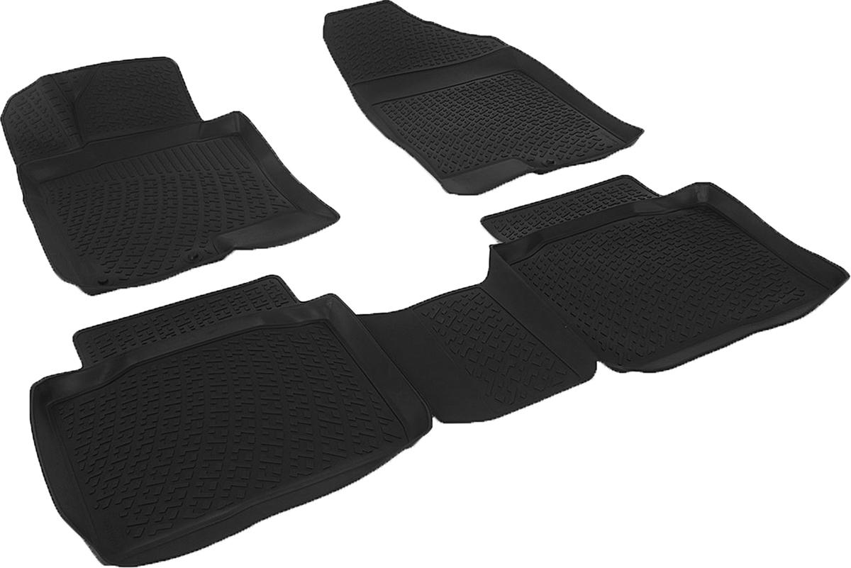 Коврики в салон 3D Kia Optima III (K5) sd (10-) полиуретан0203110101Коврики производятся индивидуально для каждой модели автомобиля из современного и экологически чистого материала, точно повторяют геометрию пола автомобиля, имеют высокий борт от 3 см до 4 см., обладают повышенной износоустойчивостью, антискользящими свойствами, лишены резкого запаха, сохраняют свои потребительские свойства в широком диапазоне температур (-50 +80 С)