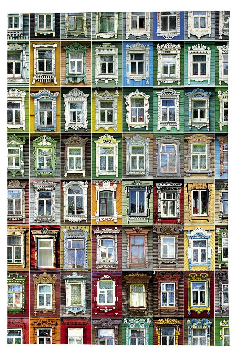 Mitya Veselkov Обложка для автодокументов Маленькие окна. AUTOZAM374AUTOZAM374