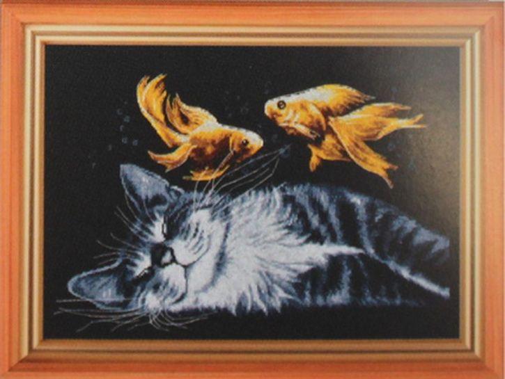 Набор для вышивания Hobby&Pro Счастливый сон 60 x 45 см486784