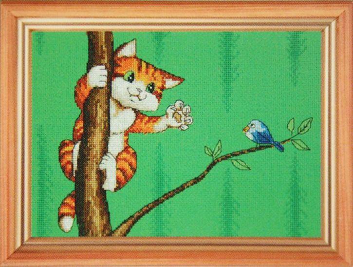 Набор для вышивания Hobby&Pro Рыжий охотник 35 x 40 см582040