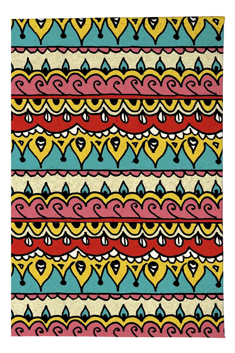 Mitya Veselkov Обложка для автодокументов Яркий орнамент. AUTOZAM381AUTOZAM381Размер изделия:13,8 х 9,5 см.