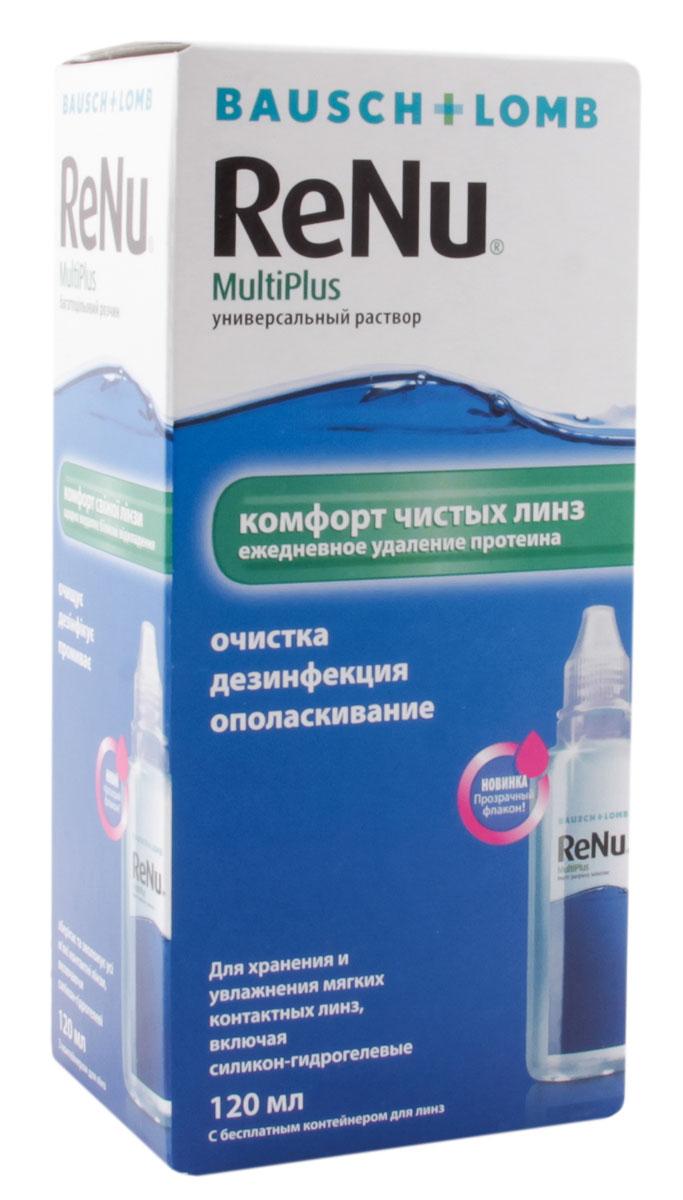 ReNu Раствор для контактных линз