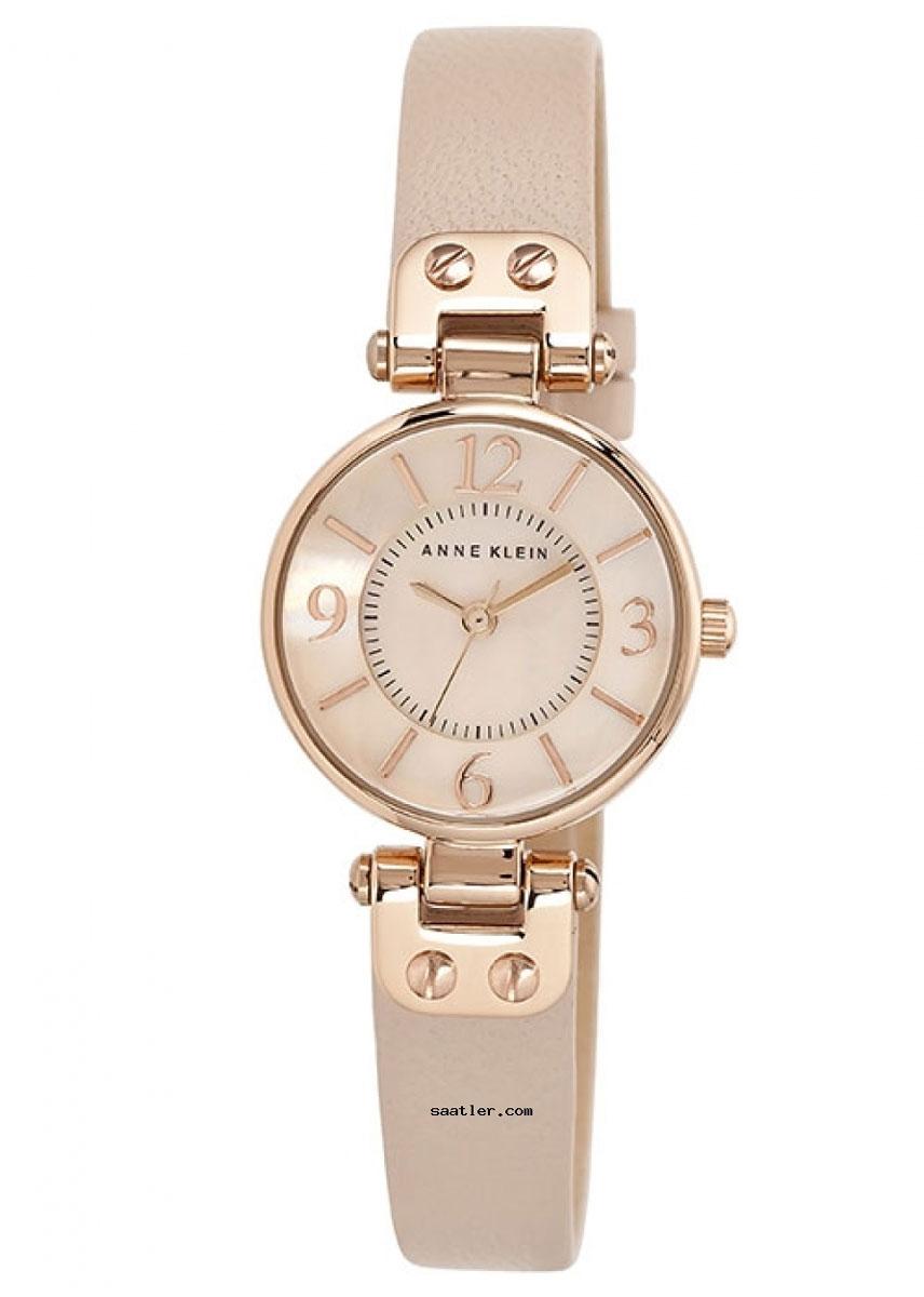 Наручные часы женские Anne Klein, цвет: золотистый, розовый. 9442RGLP9442RGLPОригинальные и качественные часы Anne Klein