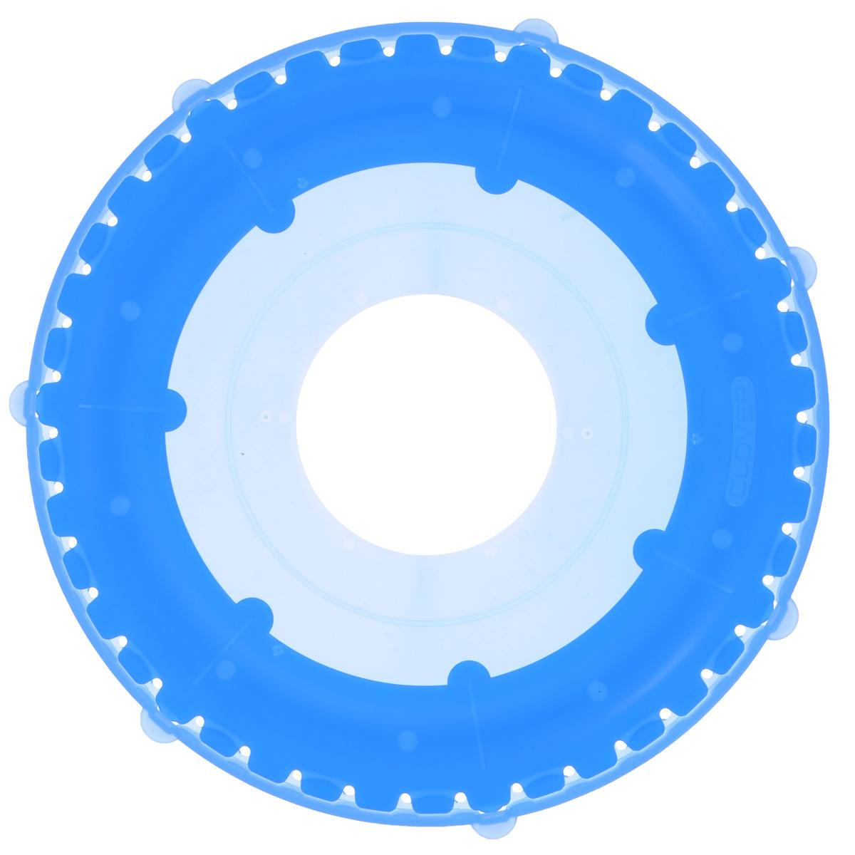 Трафарет для изготовления украшений Clover Йо-йо, 18 х 18 см8708Трафарет для изготовления украшений Clover Йо-йо выполнен из высококачественного полипропилена. Такое изделие позволит быстро и легко изготовить украшение Йо-йо. Йо-йо - это определенным образом задрапированные круги из ткани, традиционно используемые в квилтинге, аппликации и пэчворке. Эти круги могут быть любого диаметра и фактуры, плоские или объемные, с декором и без него. Внутри упаковки есть детальная инструкция по изготовлению данного украшения. Размер шаблона: 18 х 18 см. Размер готового изделия: 90 мм.