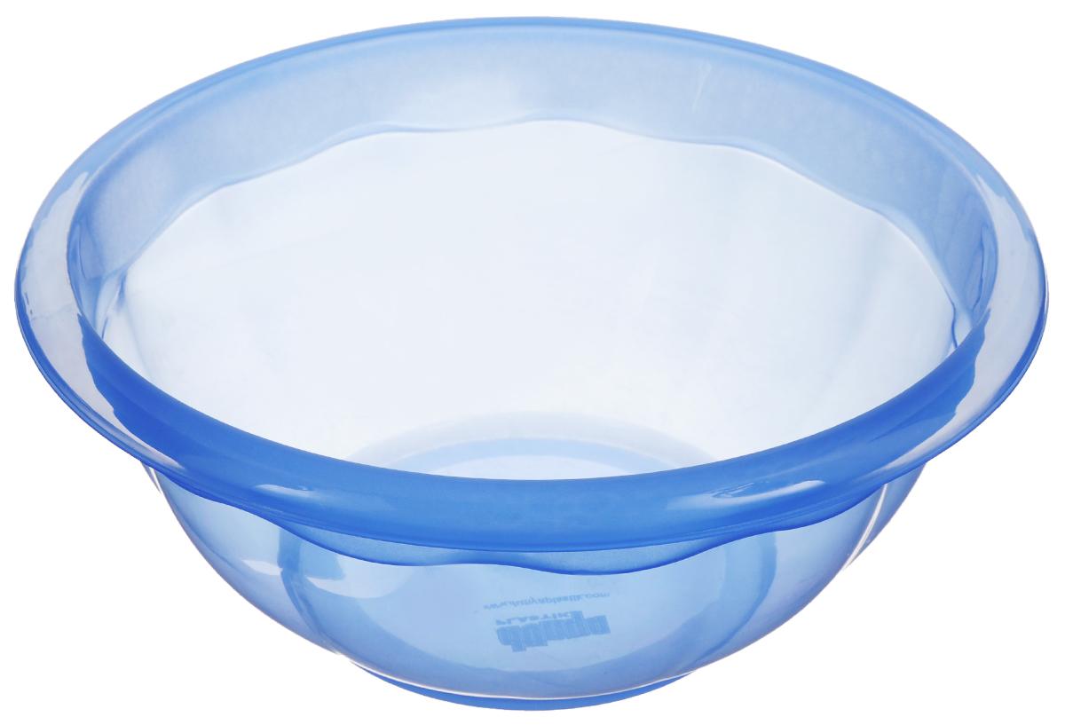 Миска для фруктов Dunya Plastik, цвет: голубой, 3,25 л. 1015110151_голубойМиска Dunya Plastik изготовлена из прозрачного пластика, имеет круглую форму. Такая миска прекрасно подойдет для хранения овощей и фруктов, сервировки салатов и других продуктов. Диаметр (по верхнему краю): 26 см.