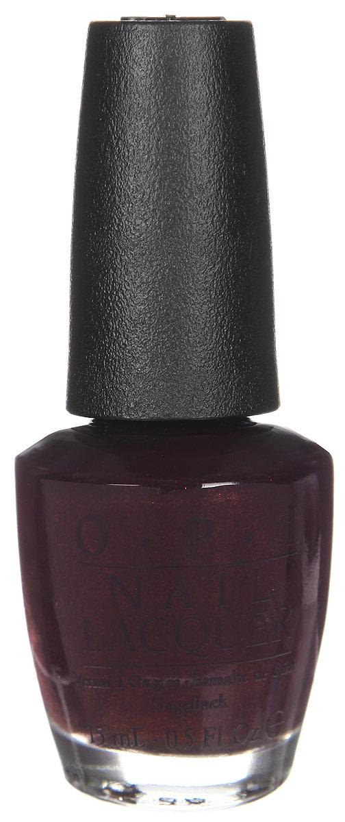 OPI Лак для ногтей 15 мл Midnight In Moscow, 15 млNLR59Лак для ногтей OPI быстросохнущий, содержит натуральный шелк и аминокислоты. Увлажняет и ухаживает за ногтями. Форма флакона, колпачка и кисти специально разработаны для удобного использования и запатентованы.