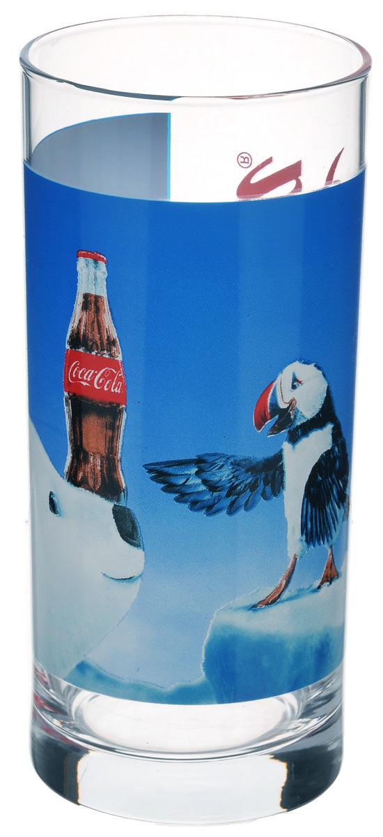 Стакан Luminarc Coca-Cola Polar Bear, 270 млJ3991Стакан Luminarc Coca-Cola Polar Bear изготовлен из высококачественного стекла. Такой стакан прекрасно подойдет для горячих и холодных напитков. Он дополнит коллекцию вашей кухонной посуды и будет служить долгие годы. Диаметр стакана (по верхнему краю): 6 см. Высота: 14 см.