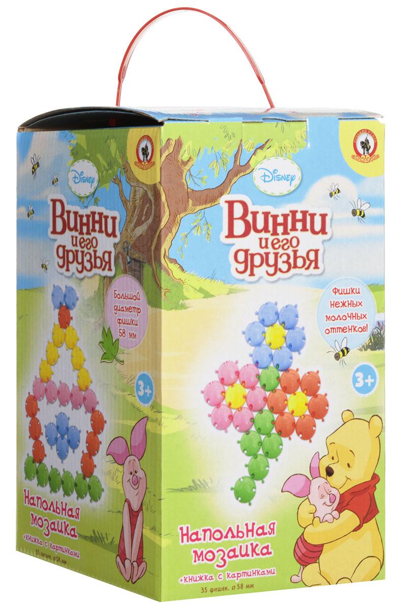 Русский стиль Мозаика напольная Винни и его друзья 03977