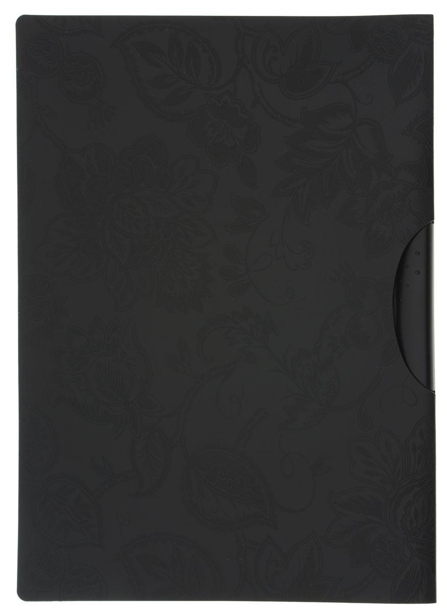 Centrum Папка с клипом цвет черный формат A4 84570_чёрный