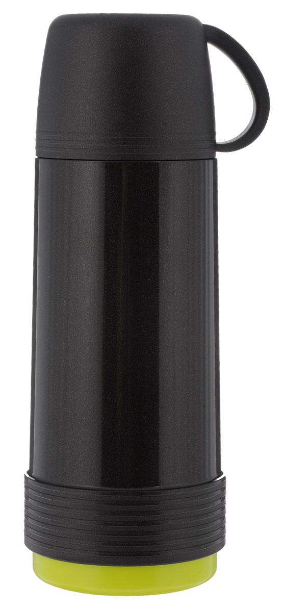 Термос вакуумный Valira Pro-Term, 750 мл6111/128Термос Valira Pro-Term - это надежный, стильный и удобный в применении вакуумный термос небольшого размера, который сохраняет температуру напитков до 24 часов. Термос выполнен из цветного пищевого пластика, внутри расположена стеклянная колба, а, как известно, стекло позволяет хранить тепло и холод лучше всех других материалов. Если есть необходимость на длительное время сохранить температуру чая, кофе, молока, этот термос будет вашим незаменимым помощником. Герметично закрывается крышкой, не проливается даже при сильной вибрации. Оснащен удобной крышкой-чашечкой, из которой вы с удовольствием можете пить. Подходит для ежедневного использования на работе или учебе, а также для отдыха на природе. Диаметр горлышка: 5,5 см. Диаметр крышки: 9 см. Высота термоса: 29 см. Диаметр основания: 9 см.