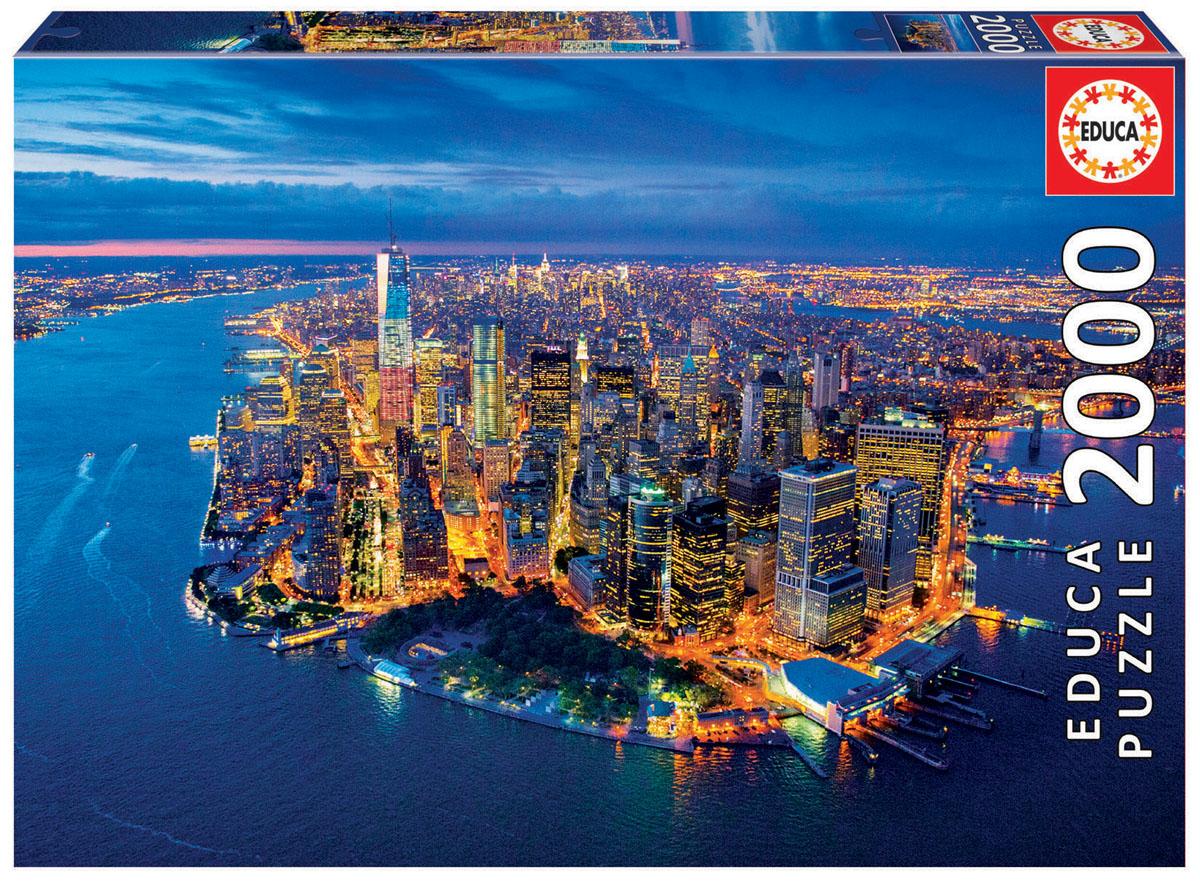 Educa Пазл Нью-Йорк с высоты птичьего полета
