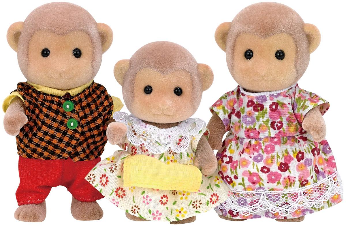 Sylvanian Families Набор фигурок Семья обезьян