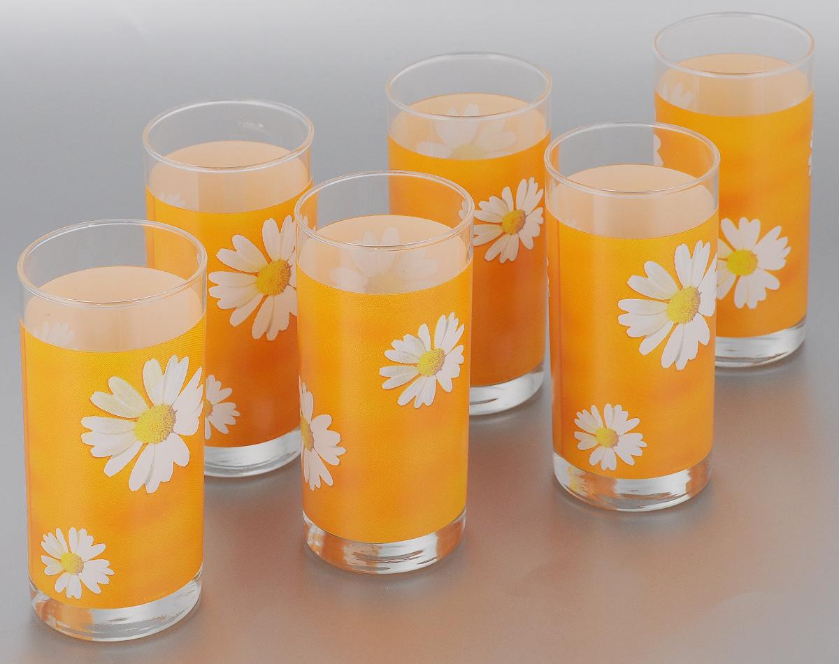 Набор стаканов Luminarc Paquerette Melon, 270 мл, 6 штG1968Набор Luminarc Paquerette Melon состоит из шести высоких стаканов, выполненных из высококачественного стекла. Изделия предназначены для подачи разных напитков. Они сочетают в себе элегантный дизайн и функциональность. Благодаря такому набору пить напитки будет еще приятнее. Набор стаканов Luminarc Paquerette Melon идеально подойдет для сервировки стола и станет отличным подарком к любому празднику. Можно мыть в посудомоечной машине. Диаметр стакана (по верхнему краю): 6 см. Высота стакана: 13,5 см.