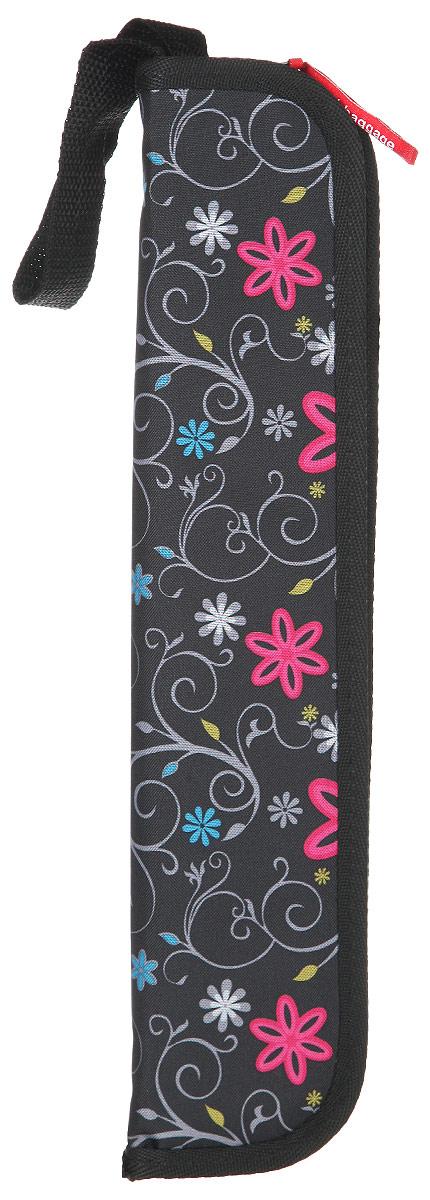 Папка Antan, цвет: черный, графит. 6-5016-501