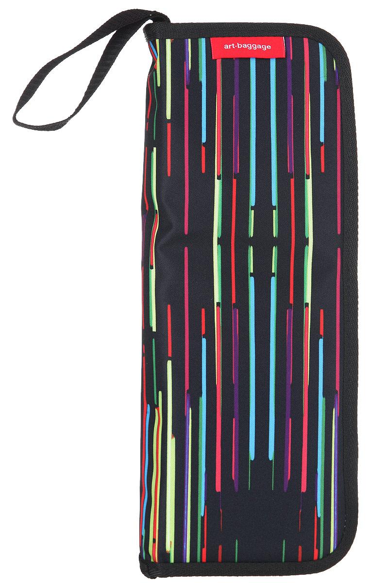 Папка Antan, цвет: черный, графит. 6-5026-502