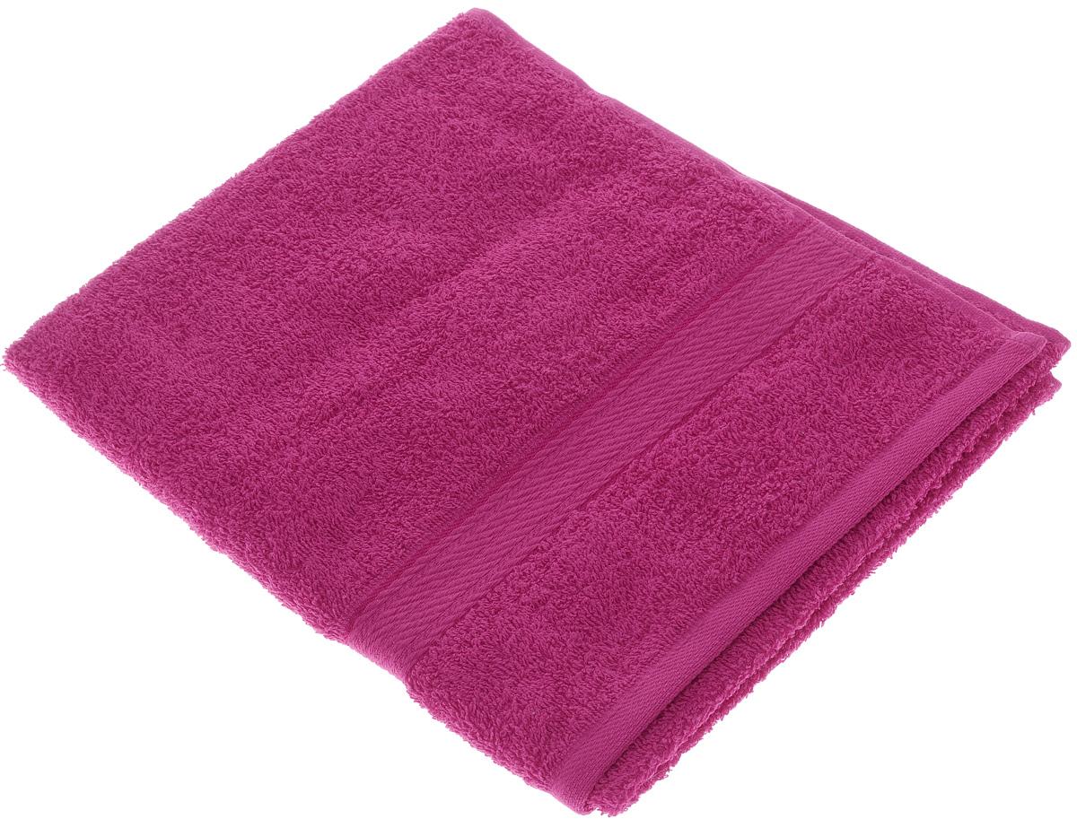 Полотенце махровое Aisha Home Textile, цвет: малиновый, 50 х 90 смУзТ-ПМ-112-08-28Махровое полотенце Aisha Home Textile выполнено из натуральной махровой ткани (100% хлопок). Изделие отлично впитывает влагу, быстро сохнет, сохраняет яркость цвета и не теряет форму даже после многократных стирок. Полотенце очень практично и неприхотливо в уходе. Оно создаст прекрасное настроение в ванной комнате. Рекомендации по уходу: - режим стирки при 40°C, - химчистка не допускается, - отбеливание запрещено.