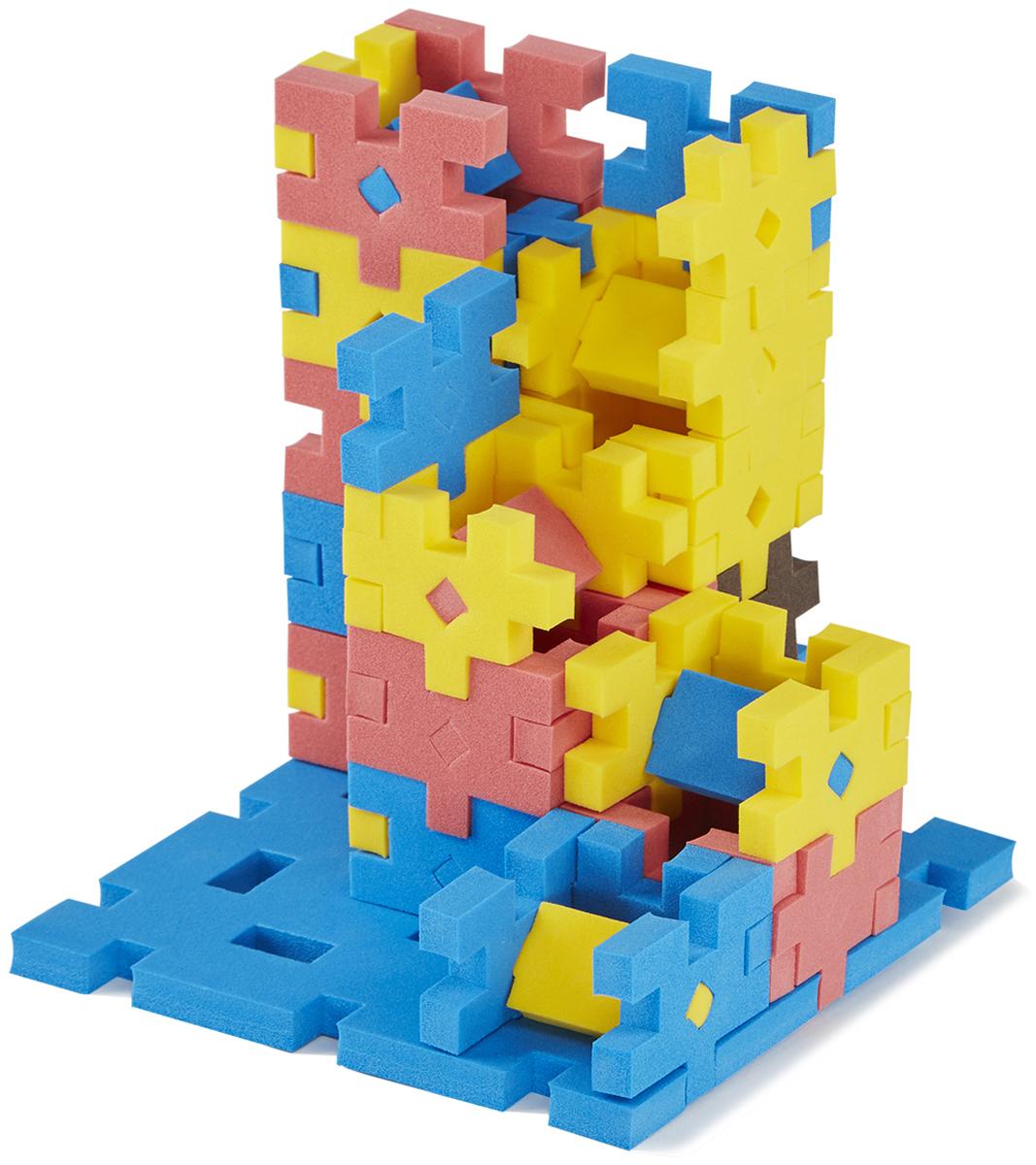 PicnMix Мягкий конструктор Вертикальный лабиринт Гравитация114001Игра-конструктор предполагает 3 этапа, в ходе каждого из них, ребенок знакомится с конструированием, учится понимать причинно-следственные связи, тренирует пространственное воображение и цветовое восприятие. Также в ходе игры ребенок получает представление о таком физическом явлении как земное тяготение. Игра позволяет создавать объёмные сложные конструкции из 2-3 наборов и участвовать в ней одновременно нескольким игрокам.