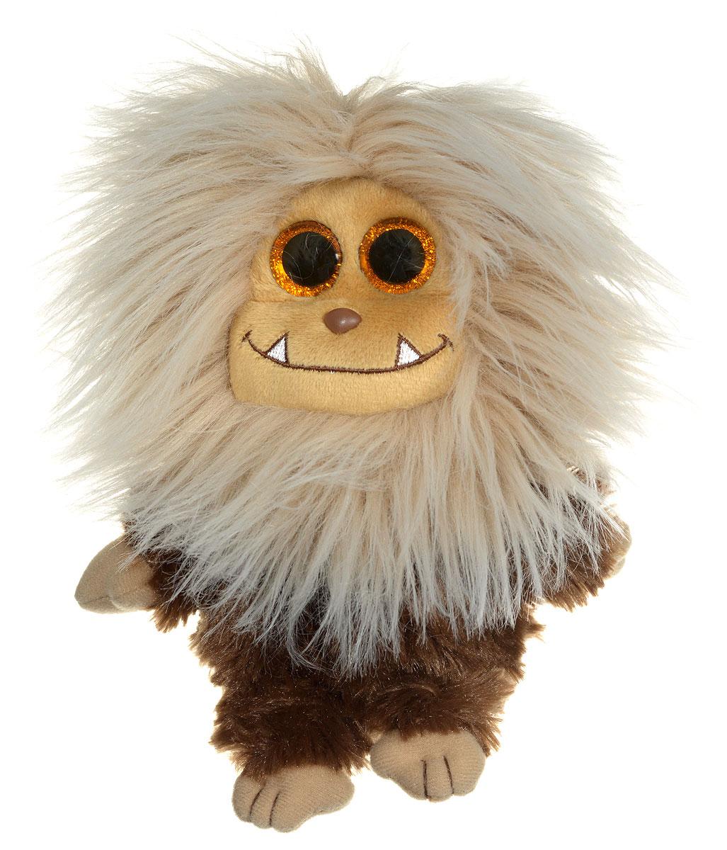 TY Мягкая игрушка Домовенок Zinger 15 см37130пцМягкая игрушка TY Домовенок Zinger не оставит вас равнодушным и вызовет улыбку у каждого, кто ее увидит. Игрушка выполнена в виде забавного домовенка с большими блестящими глазками. Изделие изготовлено из приятных на ощупь и очень мягких материалов, безвредных для малыша. С такой забавной игрушкой можно смело засыпать в кроватке или отправляться на прогулку. Специальные гранулы, используемые при ее набивке, способствуют развитию мелкой моторики рук малыша.