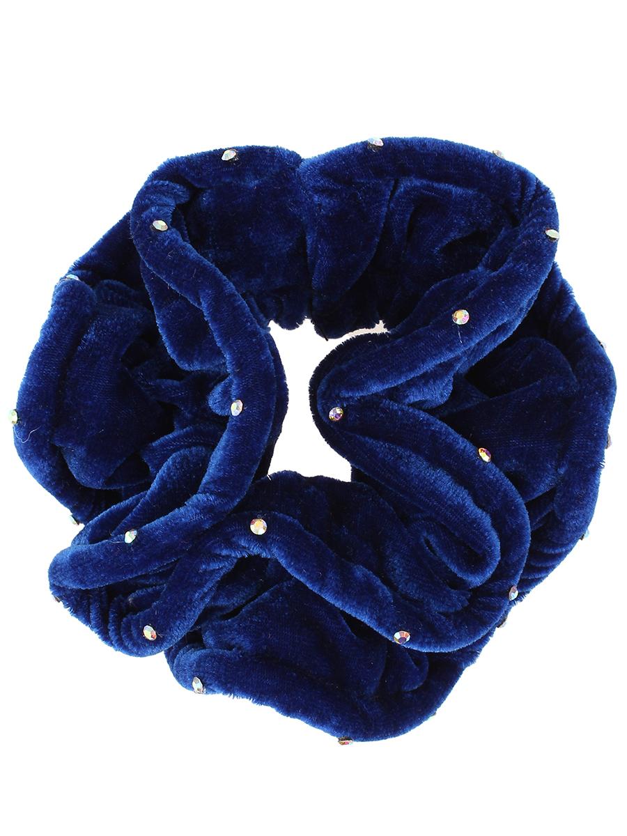 Резинка для волос Migura, цвет: синий. NOBZ0395