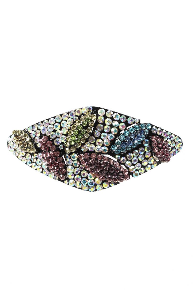 Заколка для волос Migura, цвет: мультицвет. NODI0048