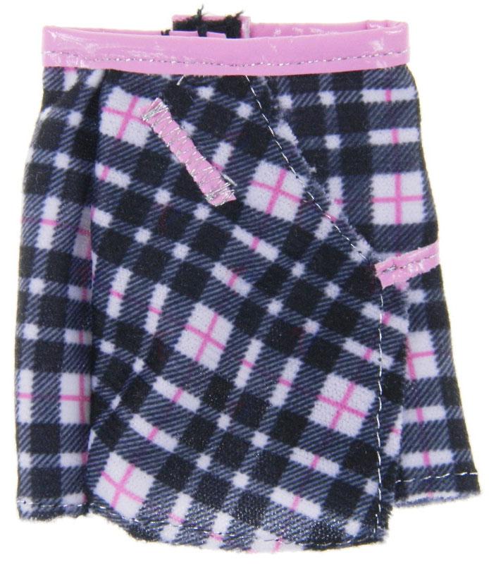Barbie Одежда для кукол Юбка цвет черный розовый ( CFX73_DHH47 )