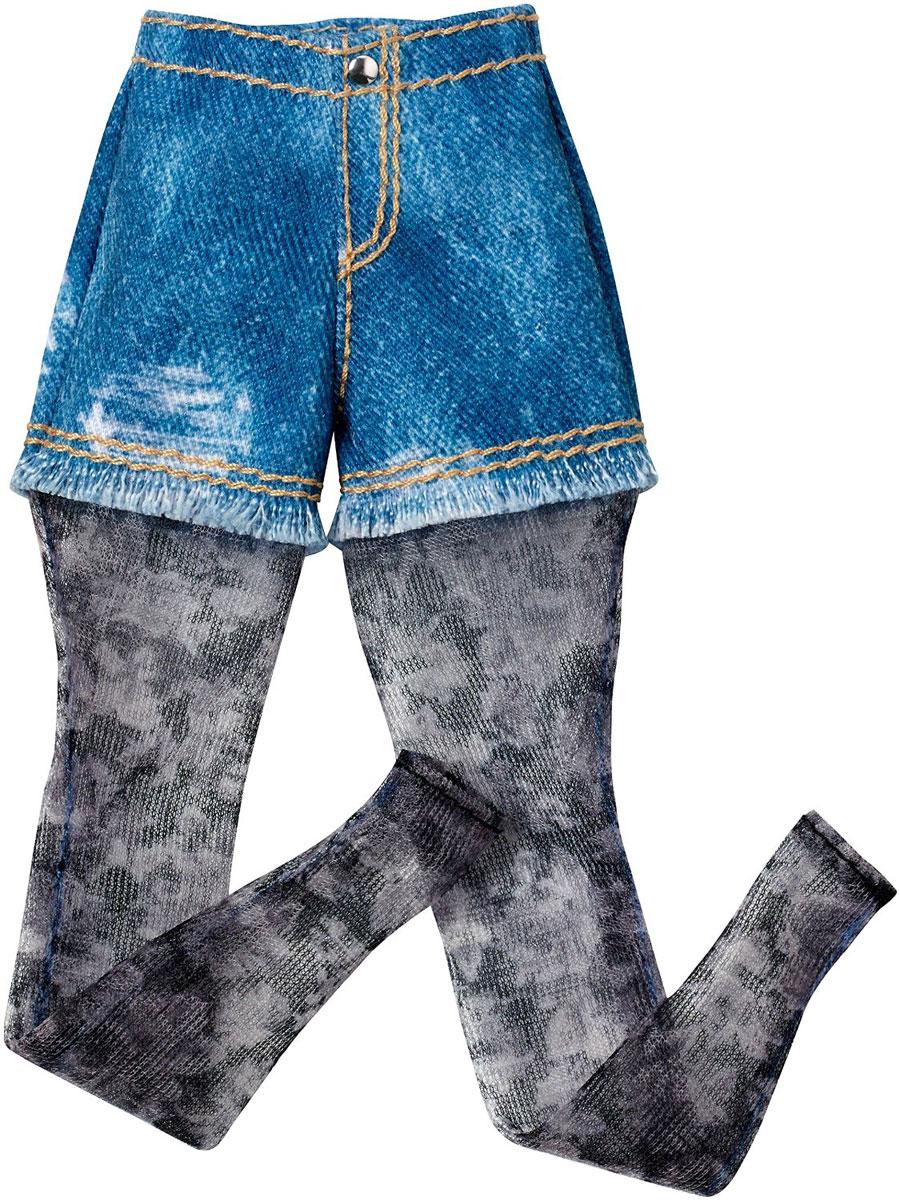 Barbie Одежда для кукол Шорты с леггинсамиCFX73_DHK09Когда возможности безграничны, гардероб должен быть таким же! В этом модном наряде 2 в 1 - шорты с леггинсами - кукла Барби (продается отдельно) будет неотразима с утра до вечера. Если собрать всю коллекцию одежды для куклы Барби, можно будет подобрать наряды для самых разных сюжетов! Одежда подходит для большинства кукол Барби размером 29 см.