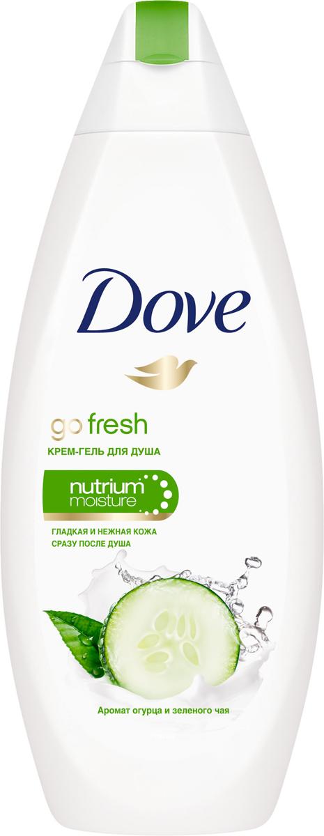 Dove Гель для душа Огурец и зеленый чай 250 мл ( 21145683 )