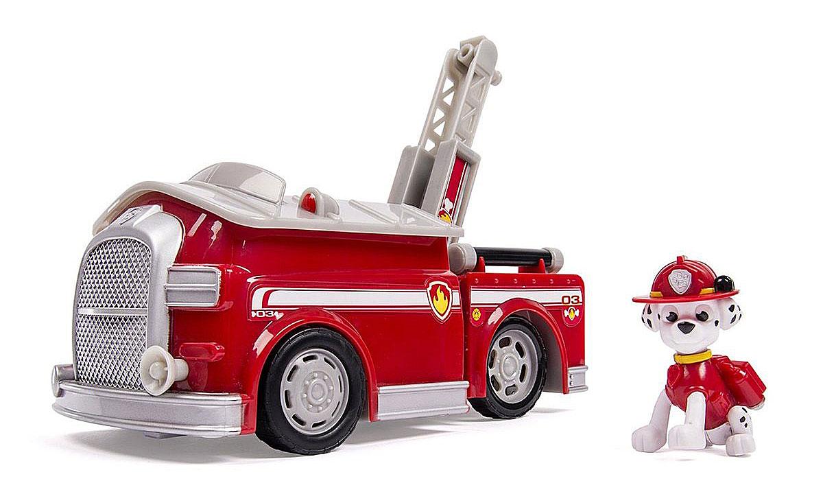 Paw Patrol Большой автомобиль спасателей