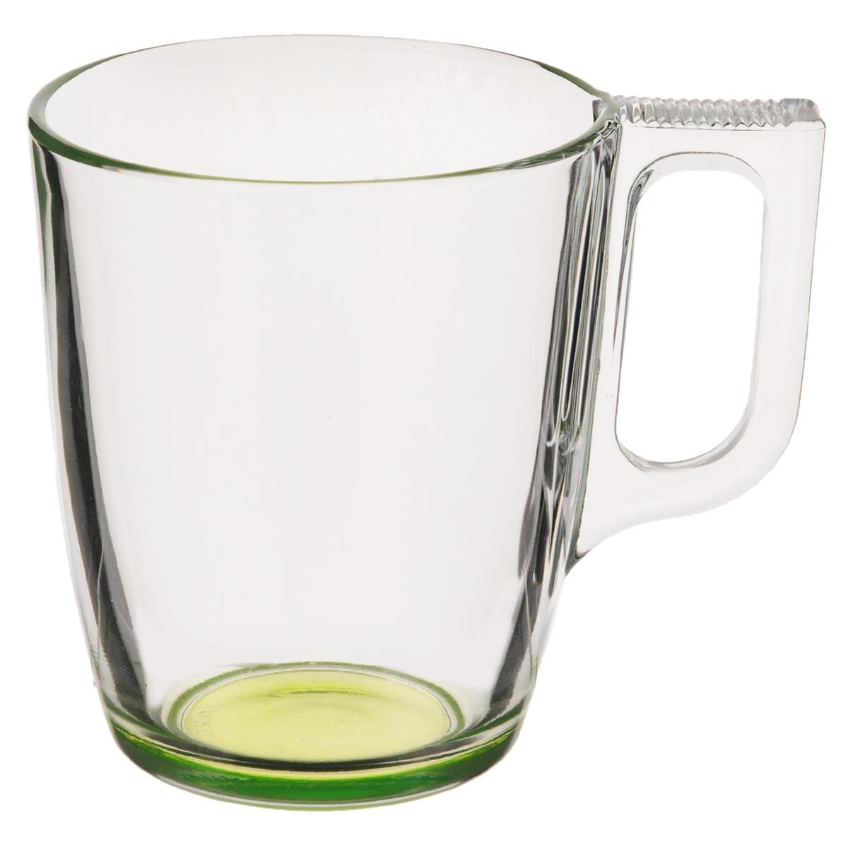 Кружка Luminarc Crazy Colors, 250 млJ3709Кружка Luminarc Crazy Colors, изготовленная из ударопрочного стекла, прекрасно подойдет для горячих и холодных напитков. Она дополнит коллекцию вашей кухонной посуды и будет служить долгие годы. Диаметр кружки (по верхнему краю): 7,5 см. Высота кружки: 9 см.
