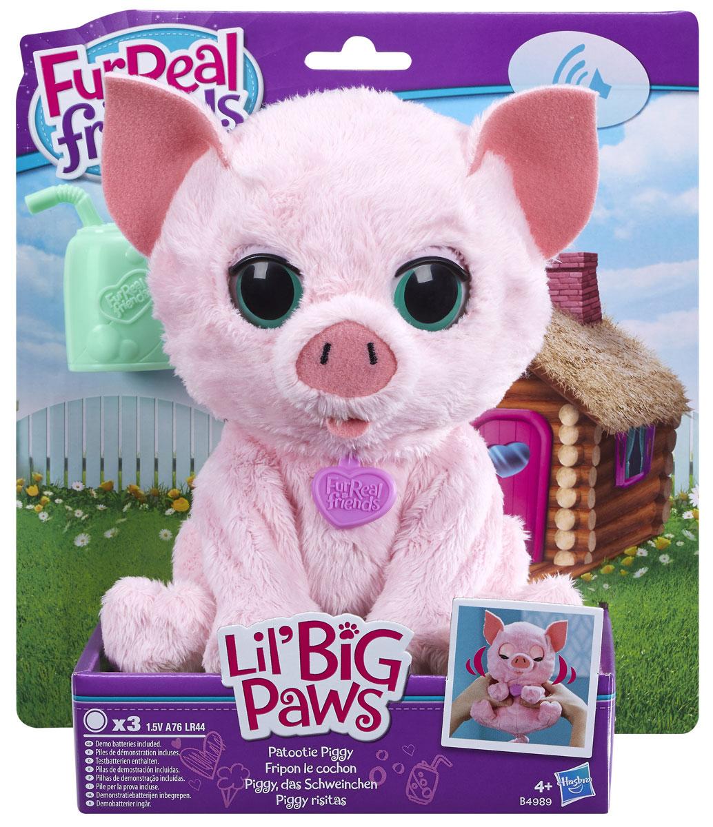 FurReal Friends Интерактивная игрушка Свинка