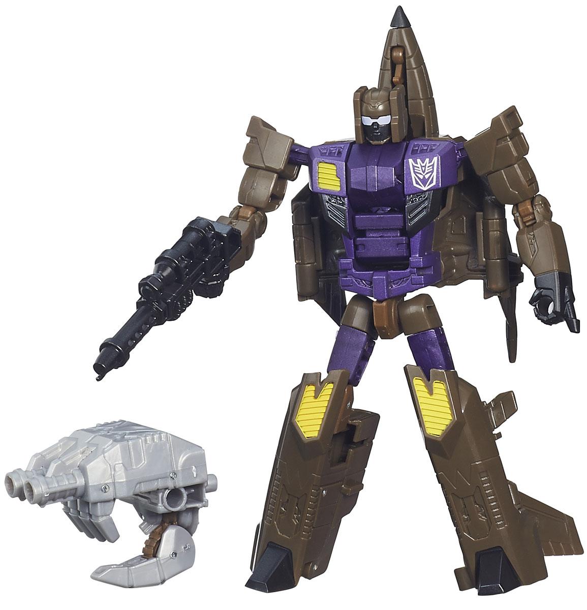 Transformers Трансформер Blast OffB0974_B4662Трансформер Transformers Blast Off обязательно понравится любому маленькому поклоннику знаменитых Трансформеров! Игрушка выполнена из прочного пластика в виде трансформера Blast Off. Руки и ноги робота подвижны. В несколько простых шагов малыш сможет трансформировать фигурку робота в боевой самолет. Ребенок с удовольствием будет играть с игрушкой, придумывая разные истории. Порадуйте его таким замечательным подарком!