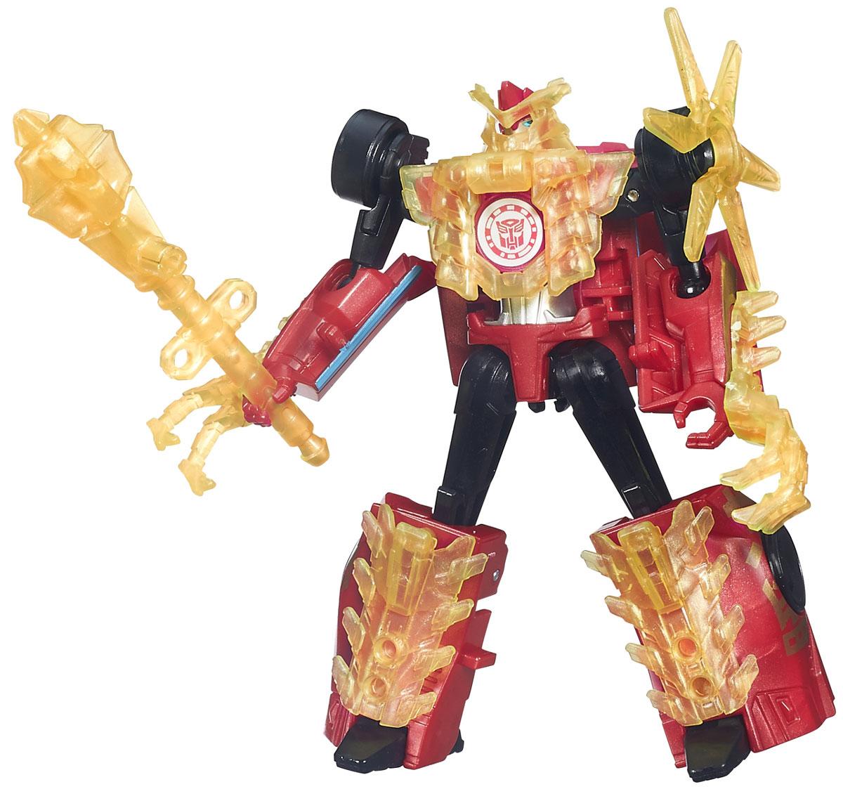 Transformers Трансформер Sideswipe Vs Decepticon AnvilB4713_B4715Трансформер Transformers Sideswipe Vs Decepticon Anvil - это два трансформера - Сайдсвайп и Энвил. Роботы легко трансформируются за несколько секунд. Трансформация роботов происходит в несколько шагов, после чего Sideswipe превращается в гоночный автомобиль, а Decepticon Anvil в шар. Также в набор входят детали, из которых можно собрать мощное оружие или непробиваемую броню для Sideswipe. Игрушки изготовлены из прочного и высококачественного пластика.