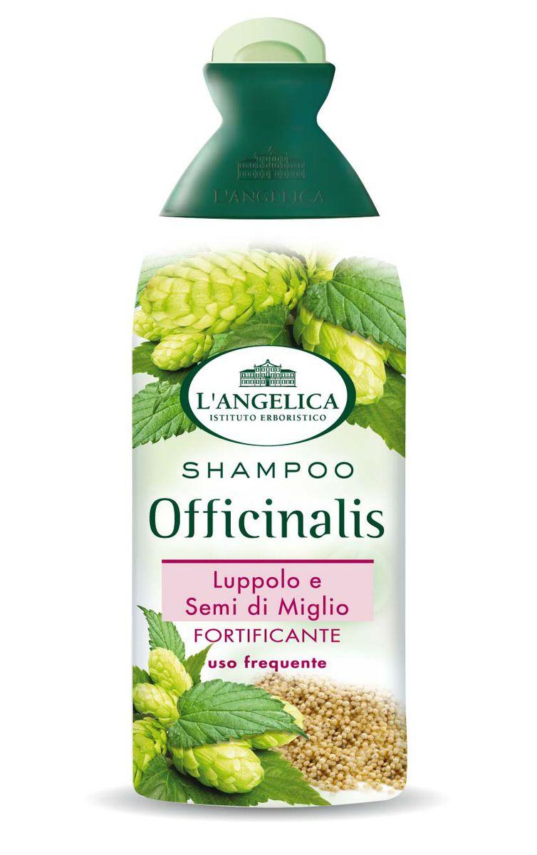 Langelica (0850) Шампунь укрепляющий для частого применения, 250 мл