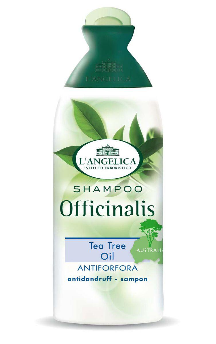 Langelica (0935) Шампунь против перхоти Чайное дерево, 250 мл535-3-09804LANGELICA OFFICINALIS.Шампунь против перхоти с маслом чайного дерева.Лечебный шампунь против перхоти содержит масло Melaleuca Altemifolia,известное как масло австралийского чайного дерева-чудо растения.Масло является природным антибактериальным веществом,которое защищает кожу, предотвращая образование перхоти.Регулярное использование шампуня уменьшает появление перхоти.Шампунь рекомендуется для частого использования.Делает волосы здоровыми и полными жизни.
