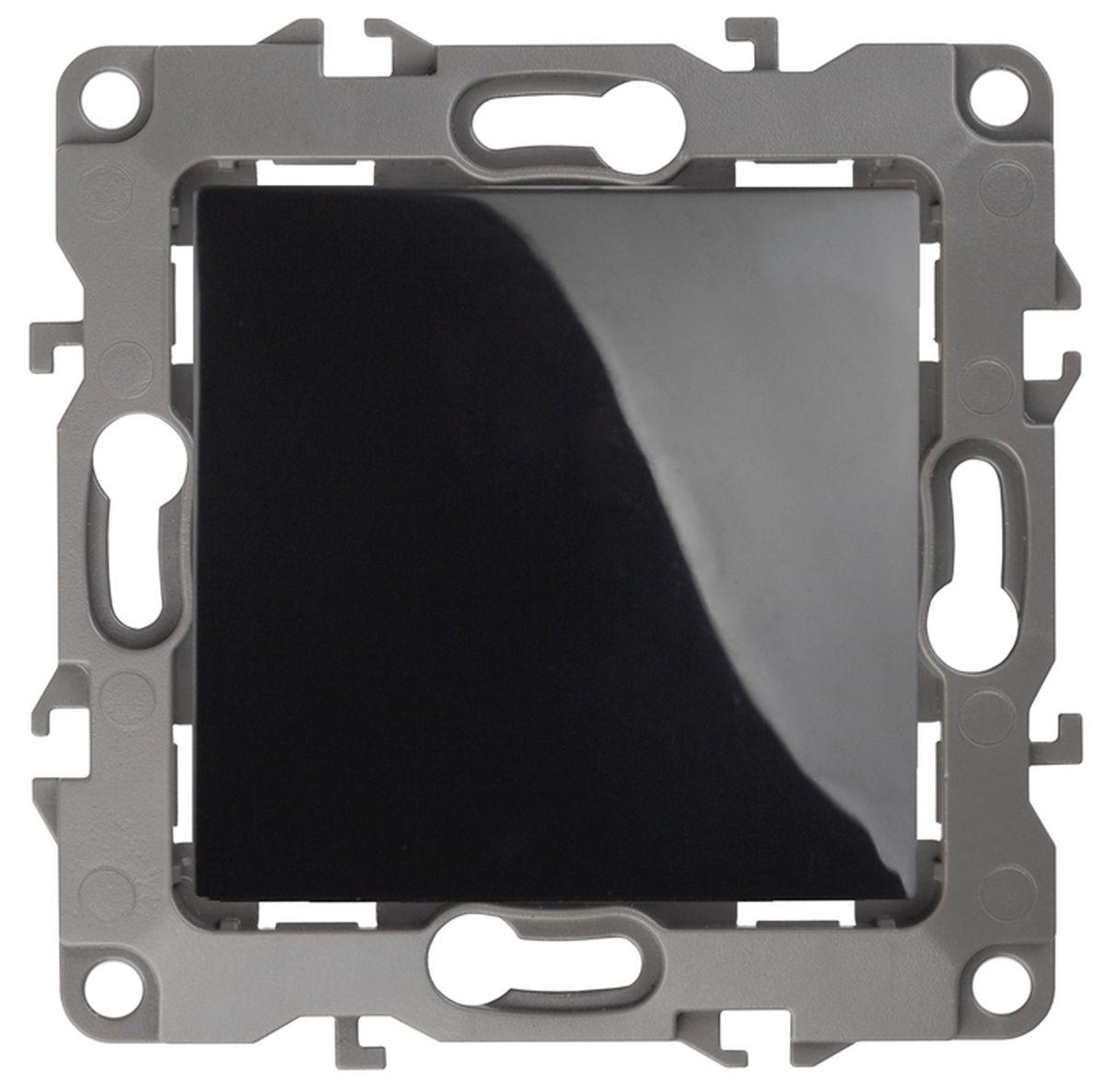 Переключатель ЭРА, 10АХ-250В, Эра12, черный12-1103-06Автоматические зажимы. Такие зажимы кабеля обеспечивают быстрый и надежный монтаж изделия к электросети без отвертки и не требуют обслуживания в отличие от винтовых зажимов. Проходной