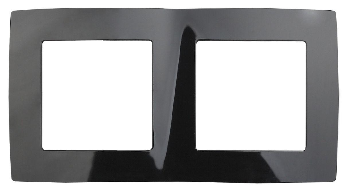 Рамка для встраиваемой розетки Эра, на 2 поста, горизонтальный и вертикальный монтаж, цвет: черный12-5002-06Рамка Эра выполнена из пластика и используется для окантовки встраиваемой розетки. Возможен как горизонтальный, так и вертикальный монтаж изделия. Рамка отвечает основным требованиям безопасности и удобства монтажа. Современный дизайн и элегантная цветовая гамма подойдут к любому интерьеру. Размер рамки: 15 х 8 х 1 см.