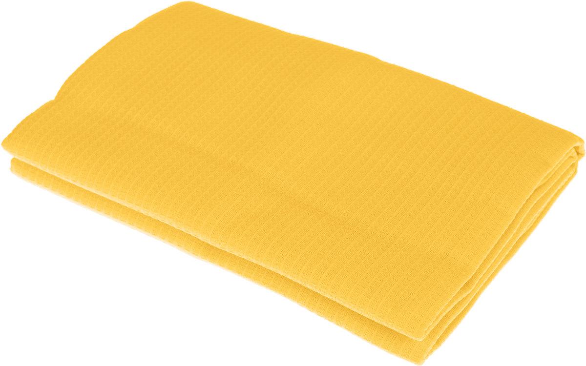 Полотенце-простыня для бани и сауны Банные штучки, цвет: желтый, 80 х 150 см32070_ желтыйВафельное полотенце-простыня для бани и сауны Банные штучки изготовлено из натурального хлопка. В парилке можно лежать на нем, после душа вытираться, а во время отдыха использовать как удобную накидку. Такое полотенце-простыня идеально подойдет каждому любителю бани и сауны.