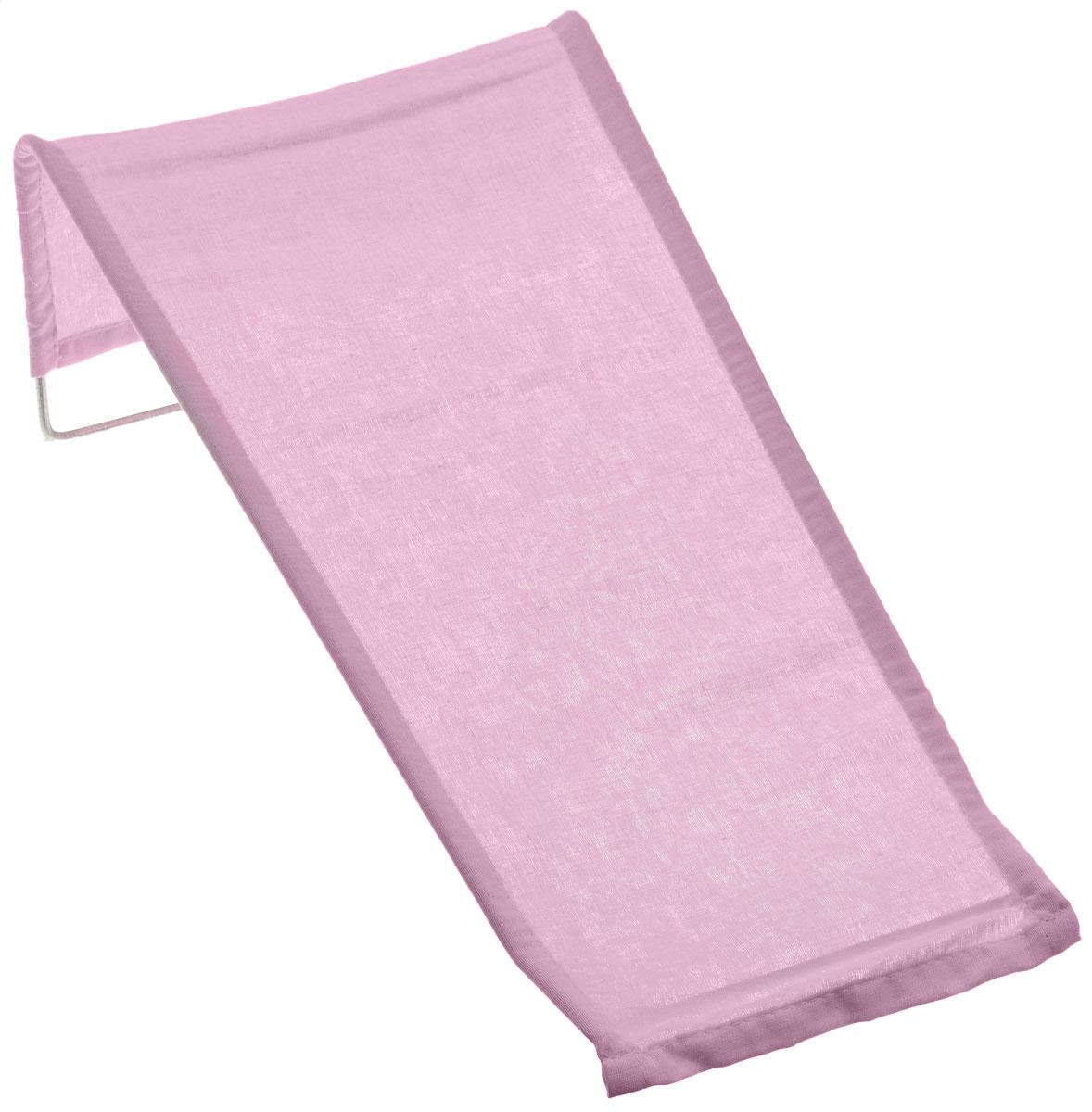 Фея Подставка для купания Бязь цвет розовый1332-01_розовыйПодставка для купания Фея Бязь - это удобный способ мытья и прекрасная возможность побаловать вашего малыша. Эргономичный дизайн подставки разработан специально для комфорта и безопасности вашего ребенка. Основу подставки составляет металлический каркас, обтянутый сверху тканью. Подарите своему малышу радость и комфорт во время купания! Подходит для купания детей до 1 года.