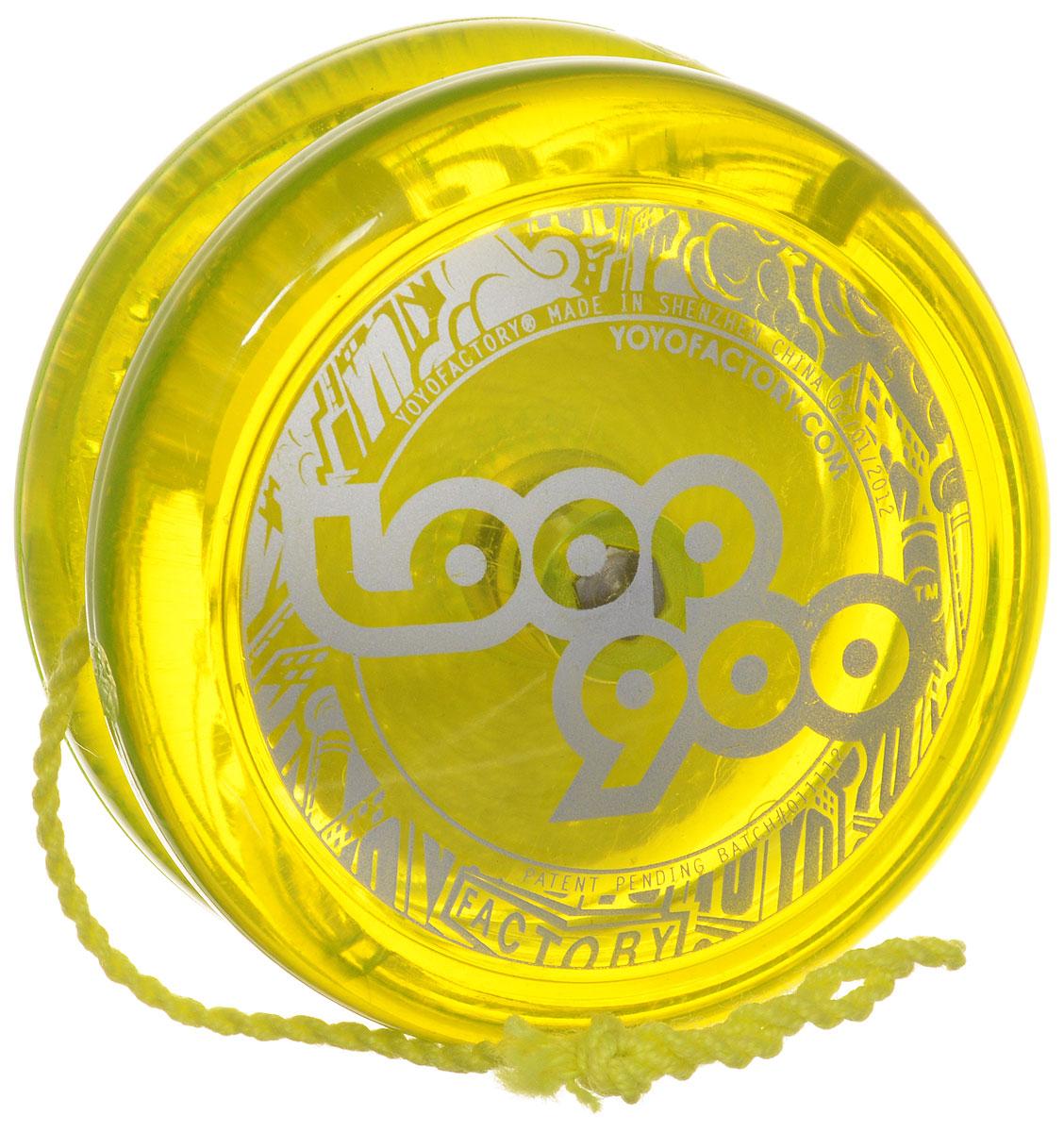 ФОТО yoyofactory Йо-йо loop 900 цвет салатовый