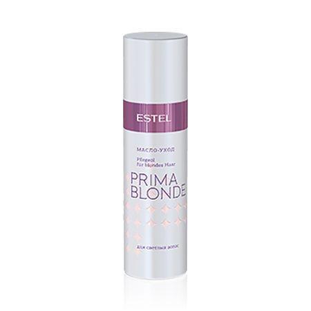 Estel Prima Blonde - Масло-уход для светлых волос 100 мл (Estel Professional)