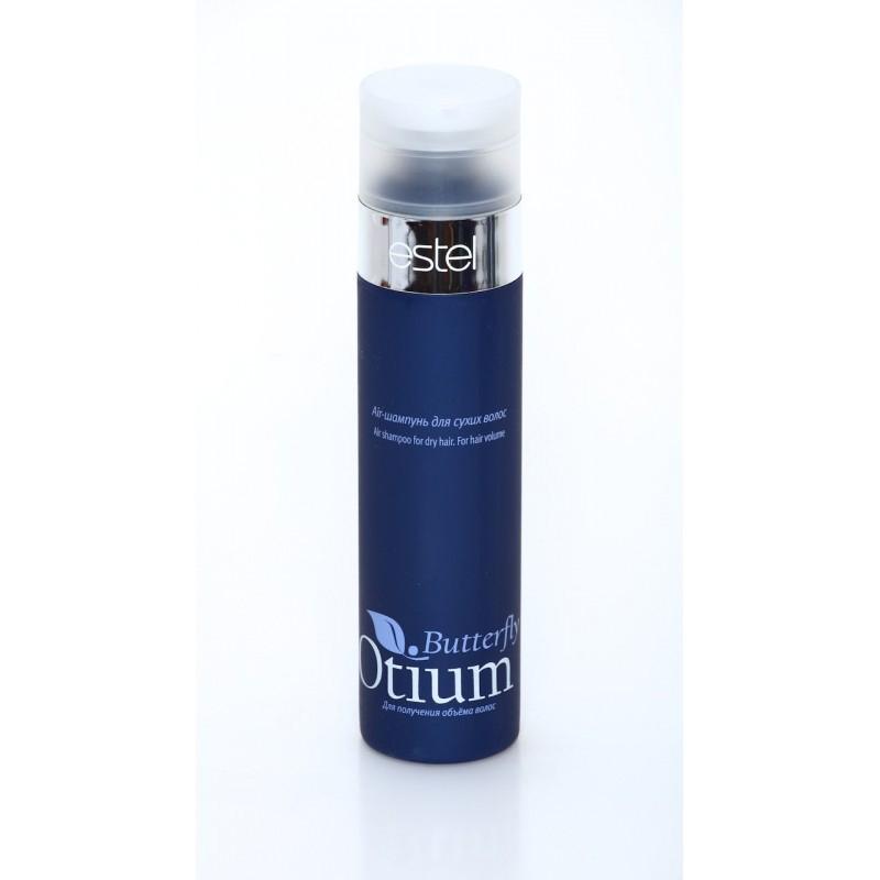 Estel Otium Butterfly Air-шампунь для сухих волос 250 млOT.98/28Estel Otium Butterfly Air - шампунь для сухих волос. Нежный шампунь с комплексом Butterfly и пантенолом деликатно очищает сухие волосы, интенсивно увлажняет их, уплотняет структуру. Придаёт воздушный объём, обеспечивает сияющий блеск. Обладает антистатическим эффектом.