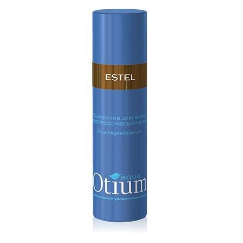 Estel Otium Aqua Легкая увлажняющая сыворотка для волос 100 млOT.126Estel Professional Otium Aqua Лёгкая увлажняющая сыворотка- несмываемый уход: приглаживает кутикулу сухих, ломких волос, увлажняет пересушенные кончики, склеивает их, контролирует непослушные волосы, делает их подвижными и управляемыми, не перегружает волосы, защищает от неблагоприятных внешних воздействий, обладает антистатическим эффектом, придает блеск. В результате гладкие блестящие волосы и ухоженный вид пречески.