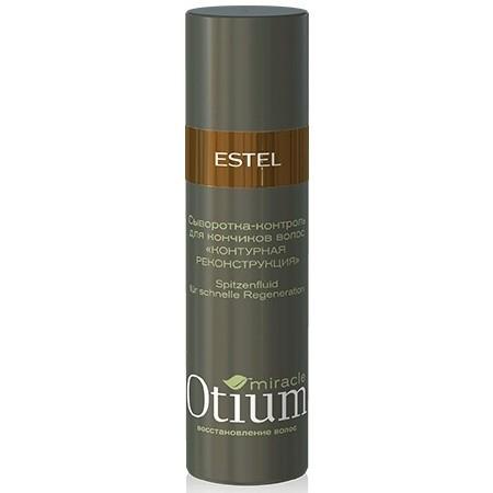 Estel Otium Miracle Сыворотка-контроль для секущихся кончиков волос 100 млOT.111Estel Otium Miracle Сыворотка - контроль для секущихся кончиков волос. Эффективный комплекс сыворотки Mirаcle Glue оказывает экстренную помощь в восстановлении повреждённых секущихся кончиков волос, регенерирует их структуру и улучшает расчёсываемость. Волосы приобретают здоровый ухоженный вид и блеск.