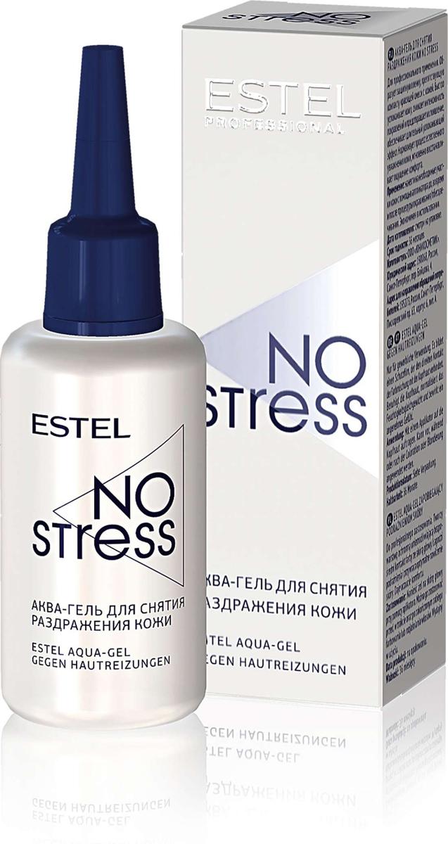 Estel No Stress - Аква-гель для снятия раздражения кожи 30 млNS/30Образует защитную пленку, препятствующую контакту красящей смеси с кожей Результат: Снижает интенсивность покраснений и предотвращает их появление. Быстро успокаивает кожу, активно увлажняя ее. Мгновенно восстанавливает ощущение комфорта.