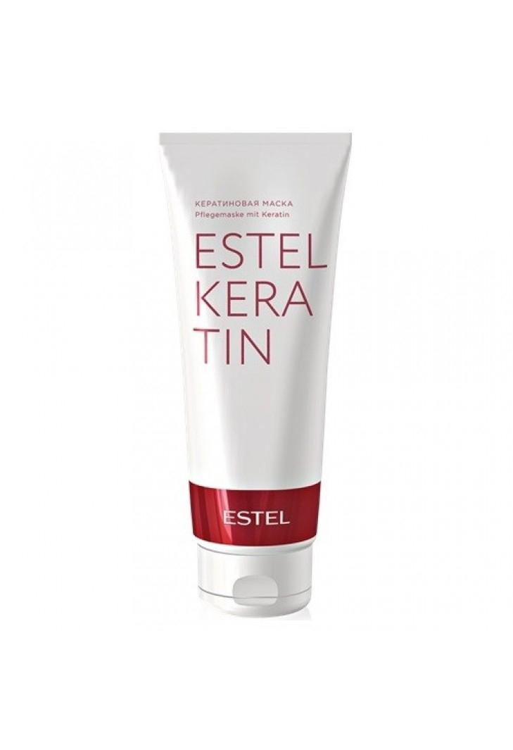 Estel Thermokeratin - Кератиновая маска для волос 250 млEK/M2Тип волос: Все Проблемы волос: Ослабленные волосы Реставрирует и питает волос изнутри. Сохраняя баланс влаги в структуре волос, возвращает волосам мягкость, упругость и эластичность. В результате регулярного применения волосы насыщаются кератином, становятся более плотными и наполняются блеском. Для усиления эффекта насыщения волос кератином и аминокислотами используйте кератиновую воду ESTEL KERATIN до и после применения маски. Результат: Комплекс с кератином, входящий в состав маски, глубоко проникает в волокно волос, обеспечивая интенсивную регенерацию изнутри.