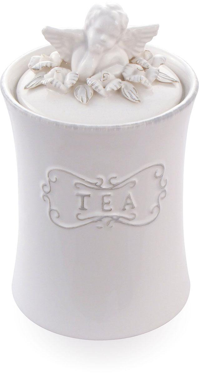 Teabreeze Европейская коллекция Эрл Грей чай ароматизированный в керамической чайнице, 100 г 4620009890417_Европейская коллекция