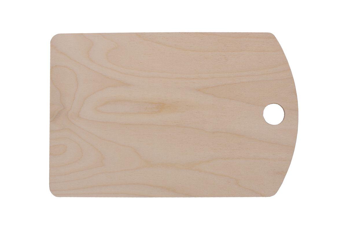 Доска разделочная Proffi, бук,30 x 20 смPH6558Доска разделочная большая, изготовлена из березовой фанеры. Экономична, устойчива к влажности, износу, экологична и безопасна. Сделано в России!