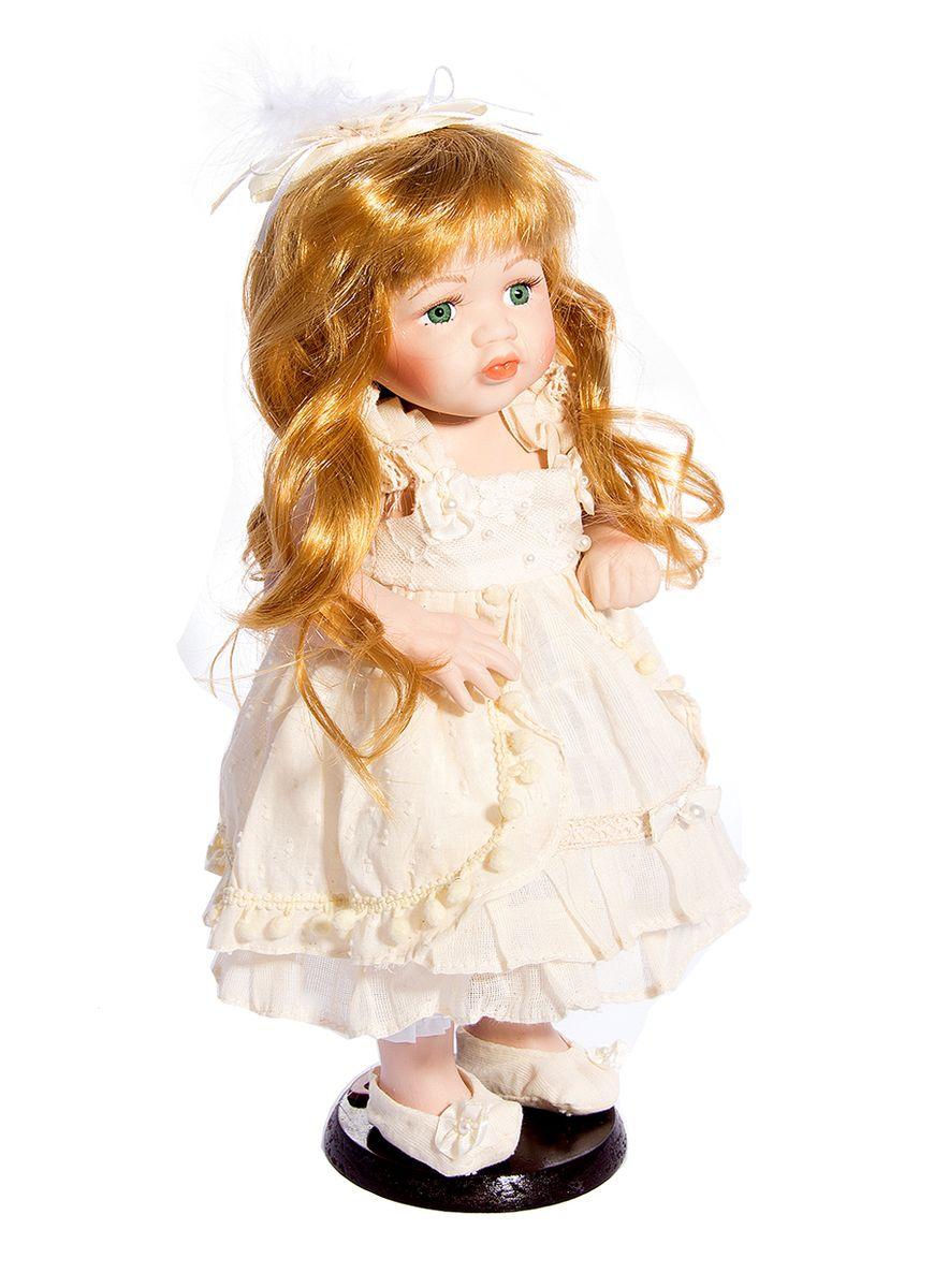 Кукла фарфоровая коллекционная Лидия, 38 см. 1582415824